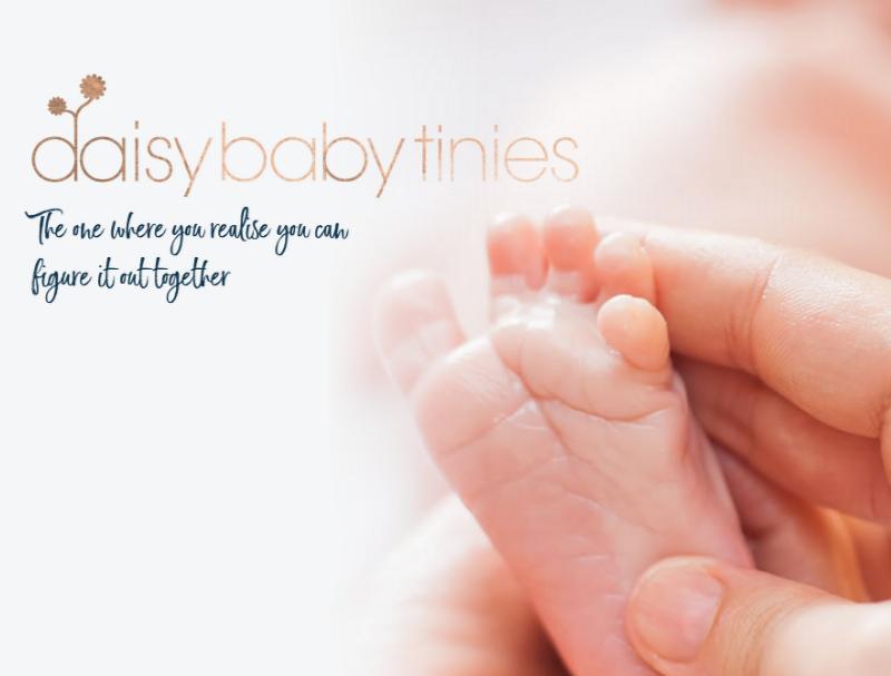 daisy baby tinies