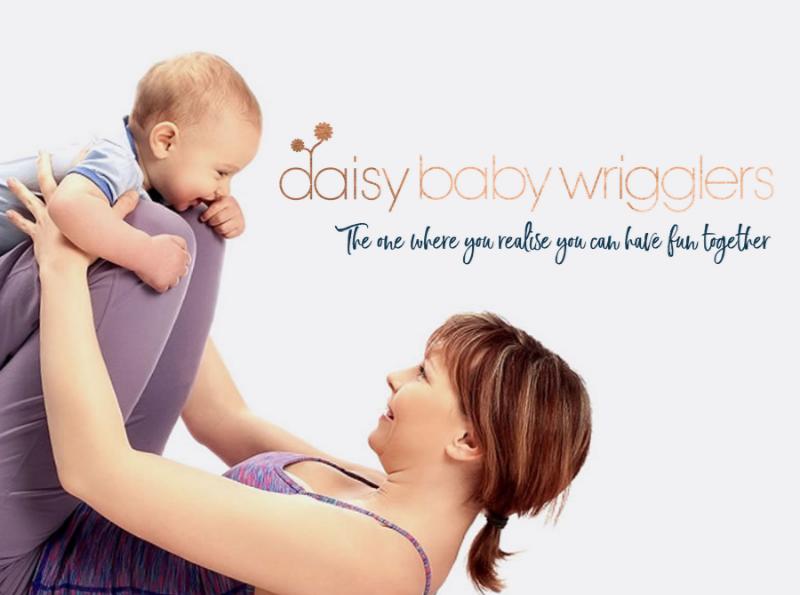 daisy baby wrigglers