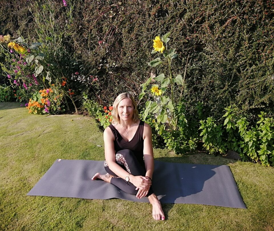 sharon ward owner of blissfully calm